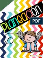 Planeación Anual PDF Enviar