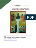 Piccolo compendio teorico pratico sull'esicasmo e la preghiera di Gesù