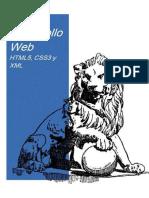 Desarrollo Web (HTML5, CSS3 y XML)