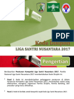 Lsn 2017 - Bimtek - Kode Disiplin (1)