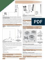 Conjunto Infiltrometros