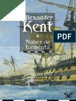 12-Nubes de tormenta - Alexander Kent.pdf