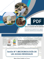 Microbiologia del Agua