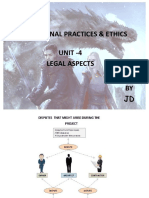 Professional Practices & Ethics