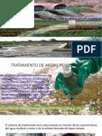 Aguas Residuales o Efluentes