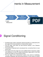 Signal Conditioning Complete UNIT 4