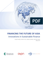 FSG Financing the Future of Asia - Innovations in sustainable finance