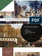 La Revolución Francesa, ¿El Fin Del