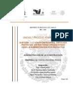 Unidad 1 Proceso Administrativo Subtema