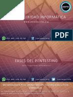 Stream - Fases Del Pentesting (1)