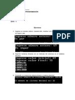 programcion
