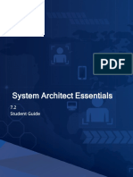 System Architect Essentials 72 Student Guide