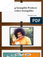 Intangible Products