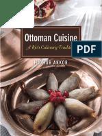 Ottoman Cuisine - M. Omur Akkor