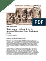 24 Ancianos Músicos de Santo Tome-Santo Domingo - Ángel Almazán