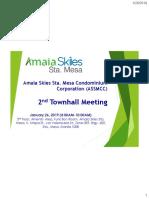 ASk Sta. Mesa_2nd Town Hall Meeting Presentation_26Jan2019_Handouts