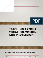Teaching Profession.pptx