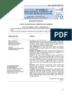 A STUDY OF LIPID PROFILE IN RHEUMATOID ARTHRITIS.