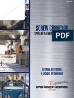Screw Conveyor Catalog SCC 787F
