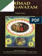 Srimad Bhagavatam Canto 01 2015