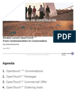 ALU OpenTouch Presentation