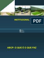 Apresentacao Associacao Brasileira Cimento