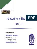Intro to Electronics P2