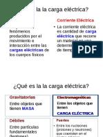 La Carga Electrica