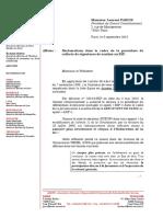 RIP  ADP Réclamation au Conseil constitutionnel