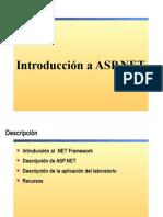 Introducción ASP.net