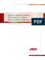 IoT in Electronics Manufacturing (White Paper)