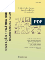 eBook Formacao Docente