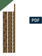 Ромбы 20х20 с Наложением 6_11 Стык На 0 ,5 в Четверном Совмещении (1п 13) Раскрас Чешуя с Сеткой (13, 26, 39, 52 и Тд Перерисовка)