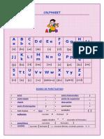 Alphabet Guide Grammatical 39975