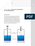GWR vs Pulse Radar Type