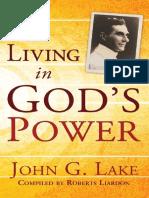 John G Lake - Living in God's Power