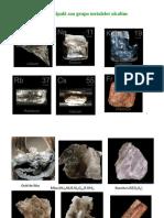 minerale cu elemente