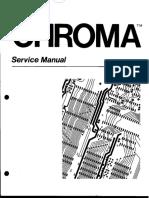 Cas balances Service Manual