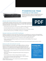 Dellemc Poweredge r840 Spec