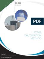 201607 - Lifting Calculation Method