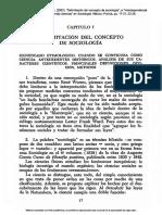 """01) Guzmán Leal, Roberto. (2002). """"Delimitación Del Concepto de Sociología"""", e """"Interdependencia Entre La Sociología y Las Demás Ciencias"""" en Sociología. México Porrúa, Pp. 17-21; 22-25"""