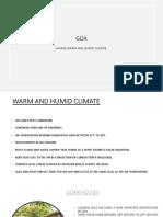 Goa Climatoloy