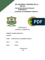 Monografia Calendario Ambiental y Forestal