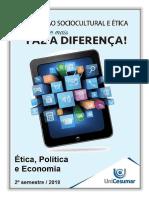 Ética Politica e Economia