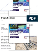 Oman-Duqm Refinery - Hydrocarbons Technology