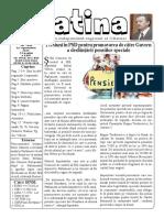 Datina - 11.09.2019 - prima pagină