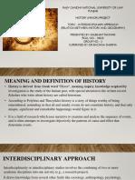 History Ppt 18020