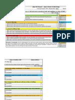 Performance Evaluation Sample