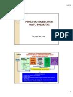 2. Pemilihan  Indikator Mutu Prioritas pptx.pdf