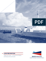 Loss Prevention - Tug & Tow Manual